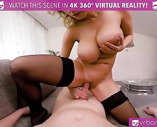 Vrbangers.com breasty teacher katerina hartlova seduces and sucks student