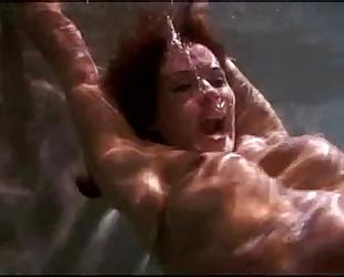 Underwater fuck