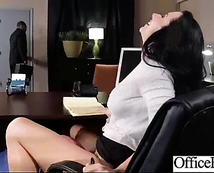 Office breasty white women (jayden jaymes) receive group-fucked hardcore clip-14
