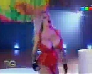Sabrina sabrok rockstar mega large milk shakes