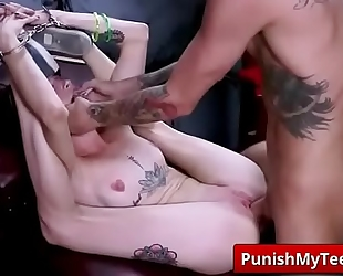 Submissived presents put out or acquire out with lola fae hawt video-03