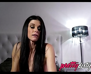 Hot milf india summer behind the scenes