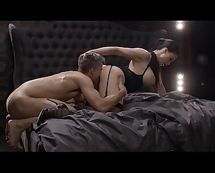 Xchimera - legendary aletta ocean plays out glam fetish dream