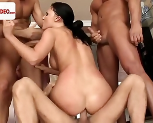 Gang group-sex addicts aletta ocean hd 1080p