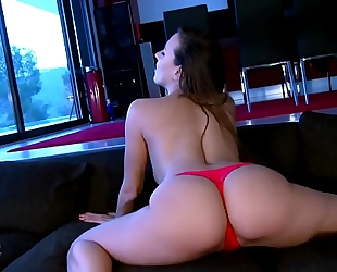 Hot gonzo porn scene with mea melone fucking with terry kemaco