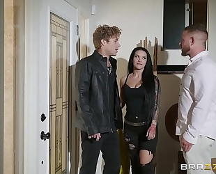 Switching lives pt. two katrina jade & brad newman real girl stories at http://bit.ly/brazzersfull