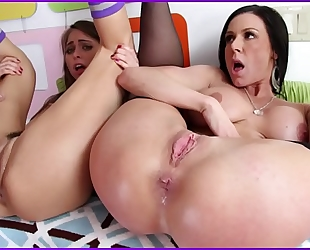 Bangbros - 3some featuring milf kendra craving and juvenile riley reid