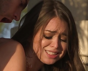 Riley reid squirts on stepbrother's hard wang - screwbox