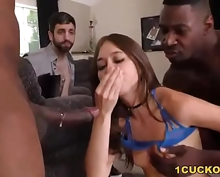 Horny wench riley reid takes massive knob - heavencamsclub.online