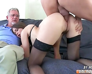 Riley is a cuckold bitch!