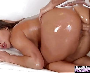 Oiled wife (abella danger) with large wazoo have a fun anal unfathomable sex movie-01