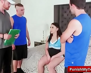 Submissived presents a play book torture with mandy muse free video-01