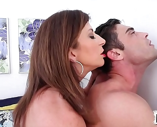 Sara jay copulates her son in law lance hart taboo pegging