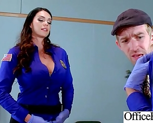 Sex tape with floozy breasty hawt office wicked horny white wife (alison tyler & julia ann) video-04