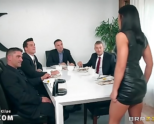 Gangbang with adriana chechik