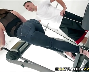 Perver personal tutor drilled to kendra craving
